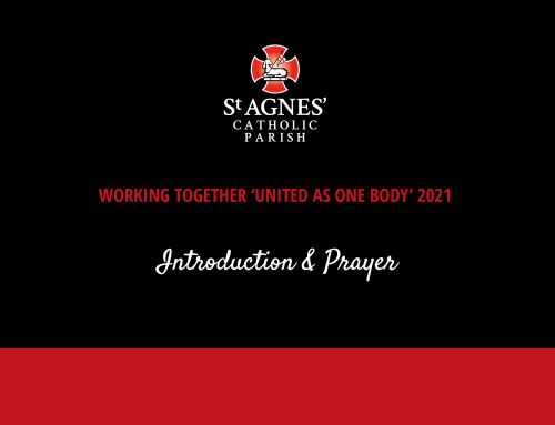 Working Together 'United as One Body' 2021