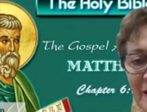 Gospel Reflection Friday (18 June) – 11th week of Ordinary Time Store up treasures in heaven